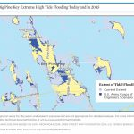 Tidal Flooding And Sea Level Rise In The Florida Keys (2015) | Union   Florida Keys Flood Zone Map