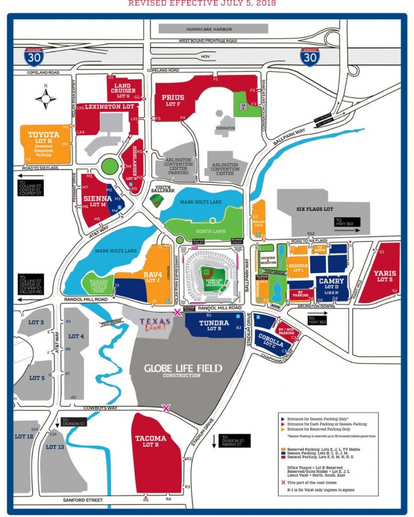 """Tmpa On Twitter: """"you're Invited To Our Tmpa Tailgate Before The - Texas Rangers Stadium Parking Map"""