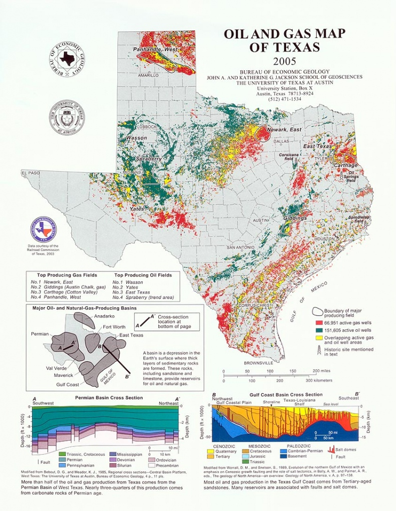 Tobin Map Collection - Geosciences - Libguides At University Of - Gold Mines In Texas Map