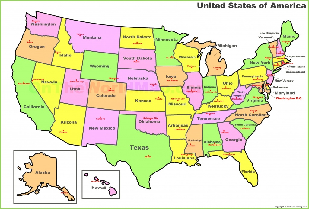 Tome Zones Usa Us Map For Time Zones Us Map Javascript Us Time Zones - Printable Time Zone Map Usa With States
