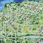 Town Map Of Niagara On The Lake | Niagara On The Lake | Tourist Map   Printable Map Of Niagara On The Lake