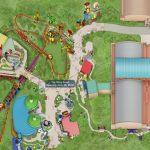 Toy Story Land Digital Maps Debut Online | Disney Parks Blog   Toy Story Land Florida Map