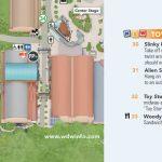 Toy Story Land Map At Walt Disney World   Toy Story Land Florida Map