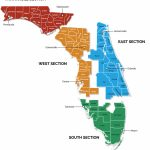 Trail Sections | Gfbwt   Florida Section Map