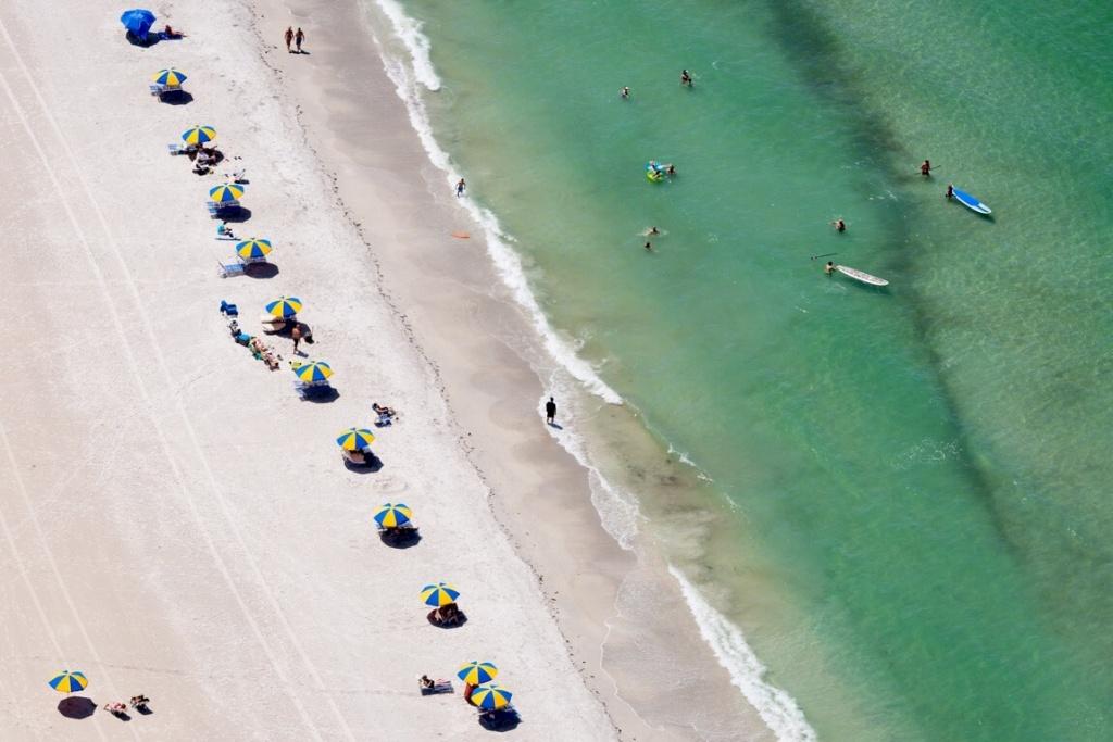 Treasure Island Travel Guide | Florida Beach Insider - Street Map Of Treasure Island Florida