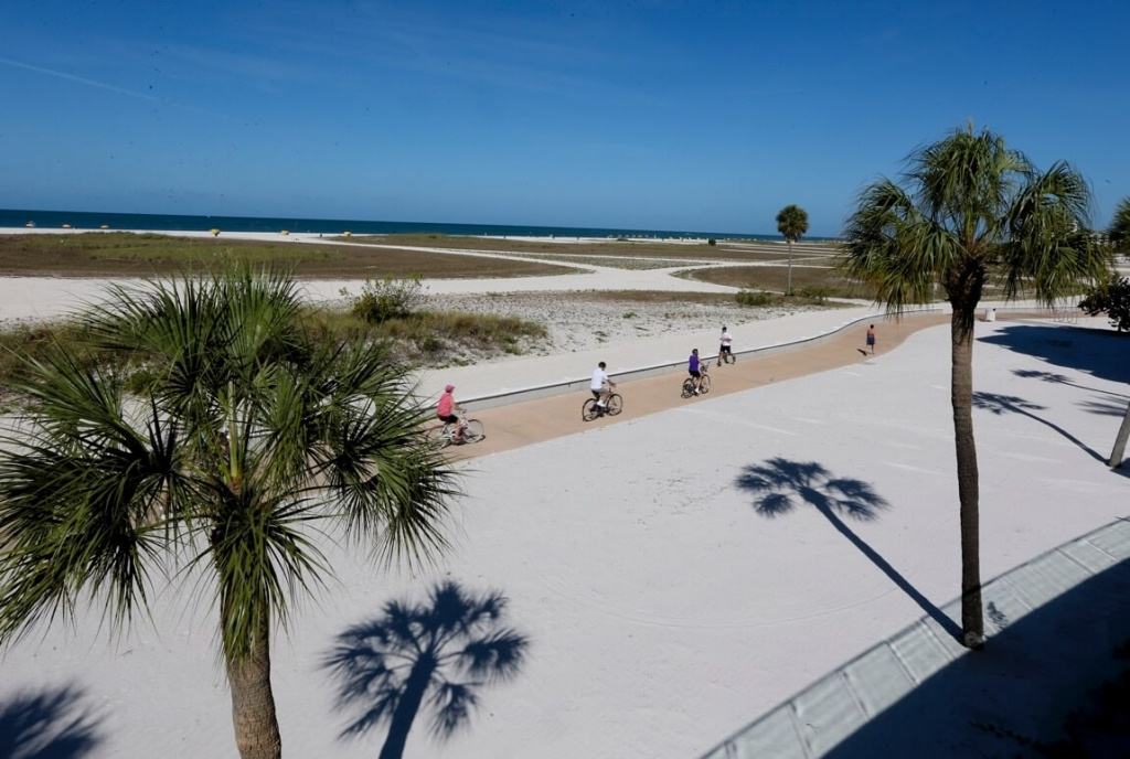 Treasure Island Travel Guide | Florida Beach Insider - Street Map Of Treasure Island Florida