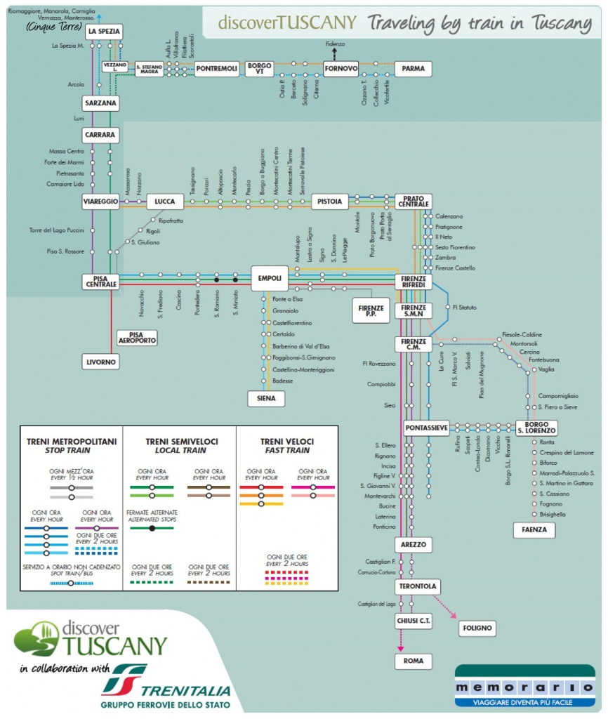 Tuscany Maps | Italy | Maps Of Tuscany (Toscana) - Printable Map Of Tuscany