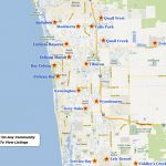 Twineagles Real Estate For Sale   Map Of Bonita Springs And Naples Florida