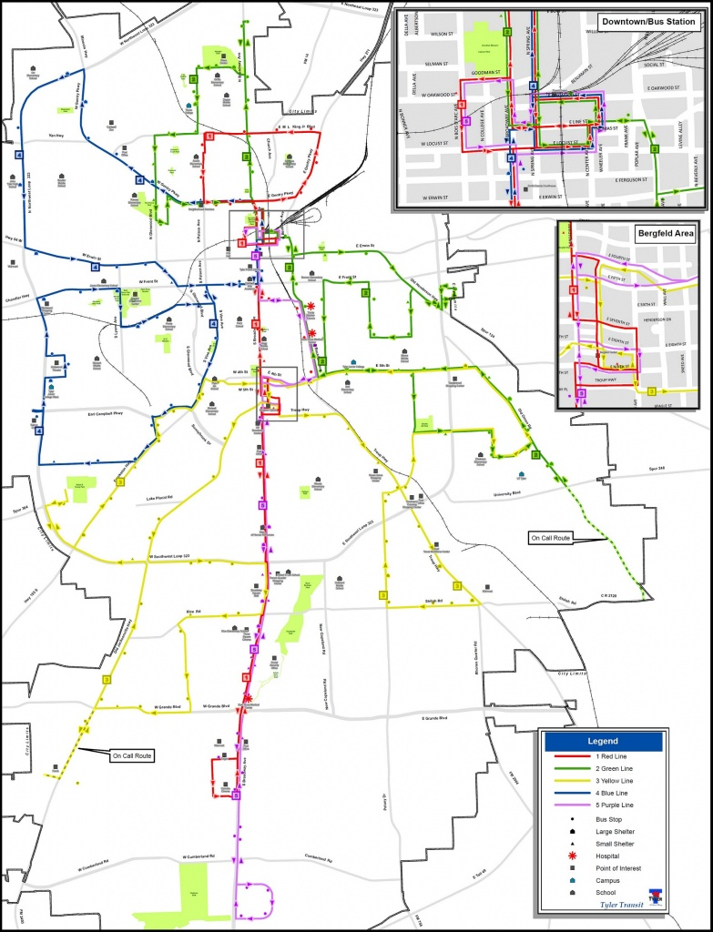 Tyler Texas > Departments > Tyler Transit > Map And Schedules - Google Maps Tyler Texas