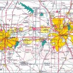 U.s. Metropolitan Area Maps   Perry Castañeda Map Collection   Ut   Printable Map Of Dallas Fort Worth Metroplex