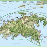 U.s. Virgin Islands Maps | Maps Of United States Virgin Islands   Printable Map Of St John Usvi