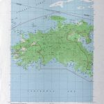 U.s. Virgin Islands Topographic Maps   Perry Castañeda Map   Printable Map Of St John Usvi