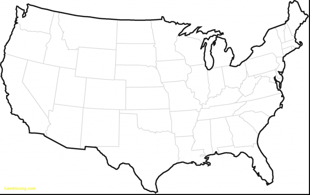 United States Map Png , (+) Pictures - Trzcacak.rs - Free Printable United States Map With State Names