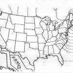 United States Map Quiz Printout New Printable Us State Blank And   Us State Map Quiz Printable