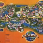 Universal Map   Cyndiimenna   Orlando Florida Universal Studios Map