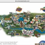 Universal Orlando Resort Map   Themeparkhipster   Universal Orlando Florida Map