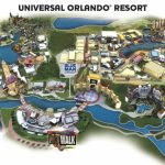 Universal Resort Map. Staying At Hard Rock Hotel Means You're Close   Universal Orlando Florida Map