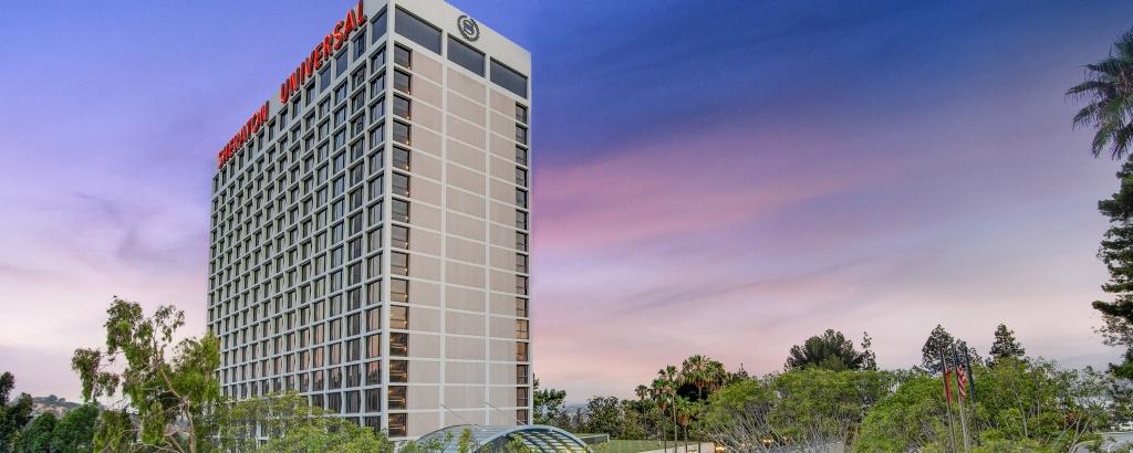 Universal Studios Hollywood Hotel - California | Sheraton Universal - Map Of Hotels Near Universal Studios California