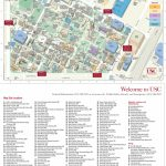 University Of Southern California Map • Mapsof   University Of Southern California Map