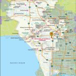University Of Southern California (Usc), Los Angeles: Where Is   University Of Southern California Map