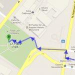 Unknown Road To Unknown Road – Google Maps | The Metroduo Blog   La California Google Maps