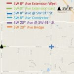 Untold Florida: Why Isn't Sw 8Th Avenue Near Tioga Open Yet? – Wuft News   Map Of Gainesville Florida Area