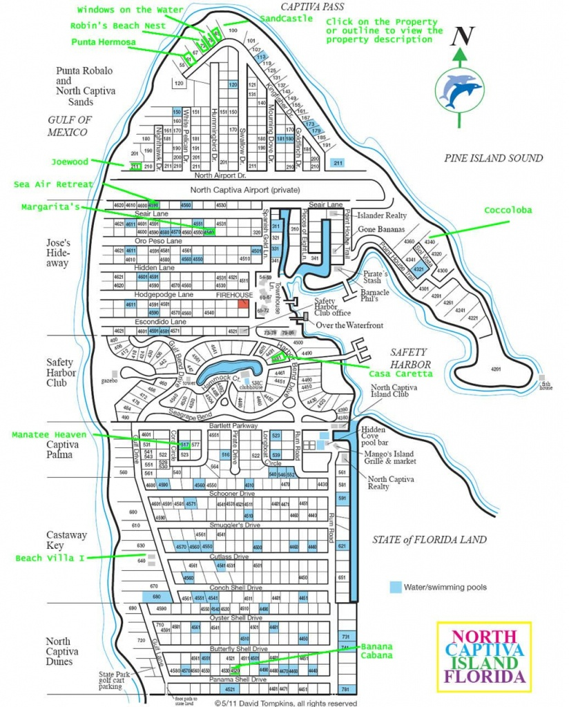 Upper Captiva Island Map. Best Map . | Sanibel And Captiva Islands - Sanibel Island Florida Map