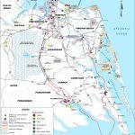 Us Intracoastal Waterway Map Icw1 Image001 Elegant Florida Georgia   Intracoastal Waterway Florida Map