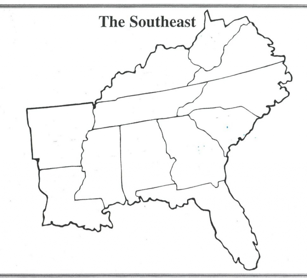 Us Map : Printable Map The Regions United States Them Amazing Region - Printable Map Of Eastern United States