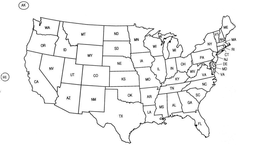 Us Map States Quiz Printable 4003 Unique Us Map Test Printable - Us Map Test Printable