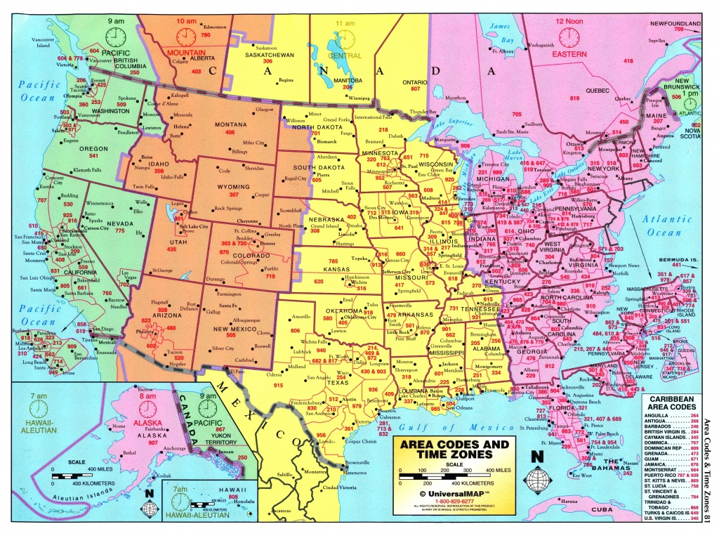 Us Maps Time Zone And Travel Information | Download Free Us Maps - Us Timezone Map Printable
