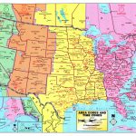 Us Maps Time Zone And Travel Information | Download Free Us Maps   Usa Time Zone Map Printable