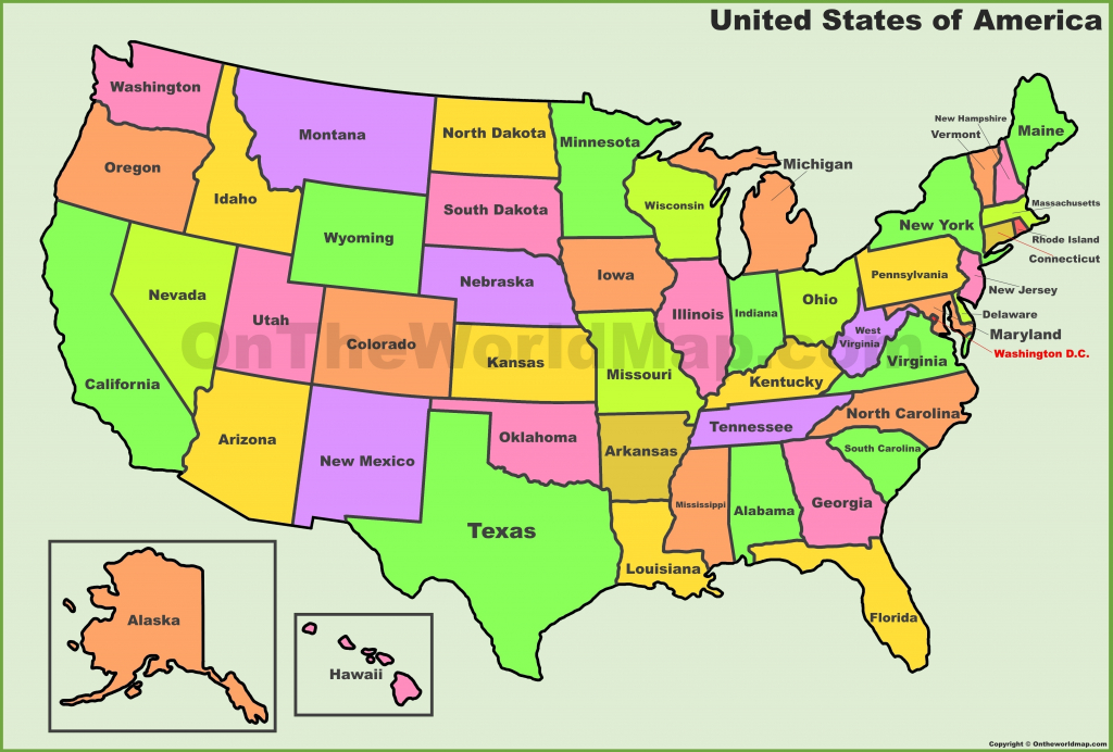 Us Maps With Abbreviations   Sksinternational - Printable Map Of Usa With State Abbreviations