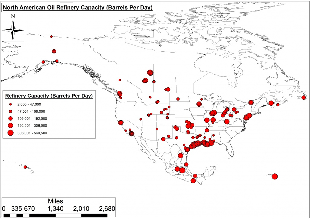 Us Oil Refineries And Economic Justice -Fractracker Alliance - Texas Refineries Map