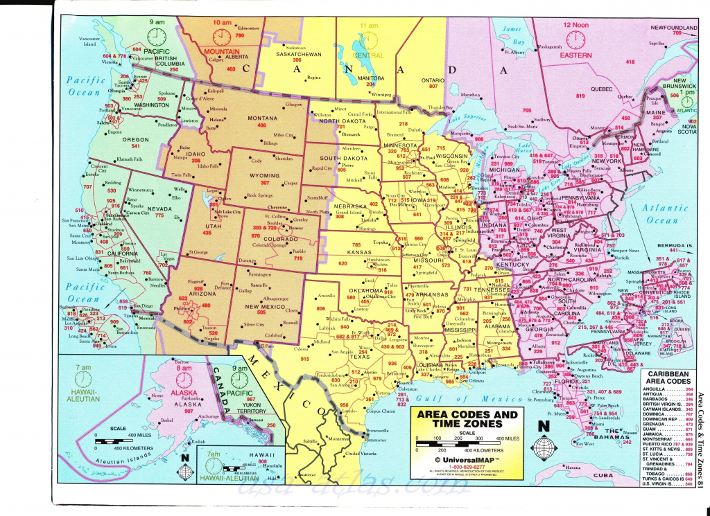 Us Time Zone Map Detailed - Maplewebandpc - Canada Time Zone Map Printable