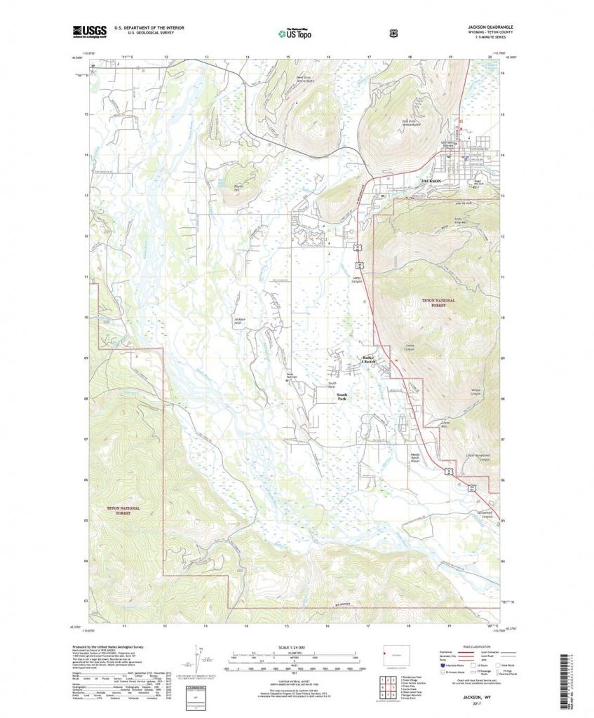 Us Topo: Maps For America - Printable Topographic Maps