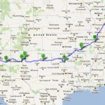 Usa 2012 – Cali + Route 66 | Places To Visit | Route 66 Road Trip   Printable Route 66 Map