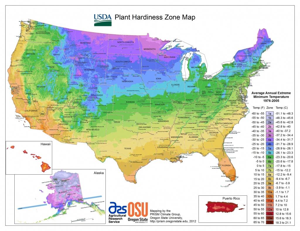 Usda Hardiness Zone Finder - Garden - Usda Zone Map Florida