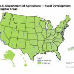 Usda Home Loan Requirements [Updated 2018] | The Lenders Network   Usda Loan Map Texas