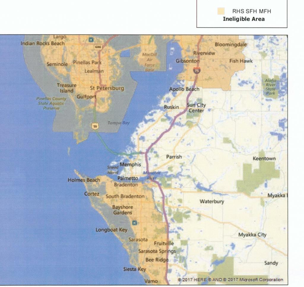 Usda Loan   Multiline Mortgage   (941) 201-9111   Multiline Mortgage - Usda Loan Map Florida