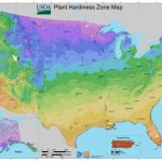 Usda Planting Zones For The U.s. And Canada | The Old Farmer's Almanac   California Heat Zone Map
