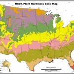 Usda Zone Map For Los Angeles Gardeners   Lawnstarter   California Hardiness Zone Map