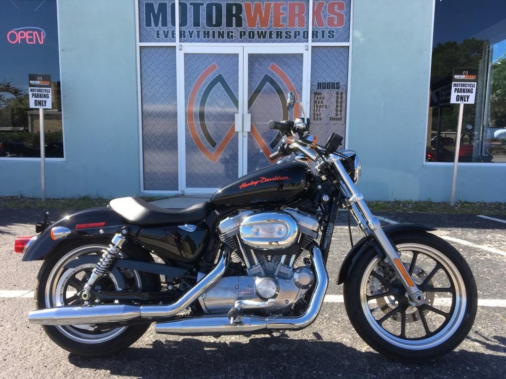 Used 2013 Harley-Davidson Sportster® 883 Superlow® | Motorcycles In - Harley Davidson Dealers In Florida Map