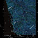 Usgs Topo Map California Ca Cape San Martin 20120327 Tm Inverted   San Martin California Map