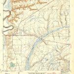 Usgs Topo Map Florida Fl Bristol 345316 1945 31680 Restoration Stock   Bristol Florida Map
