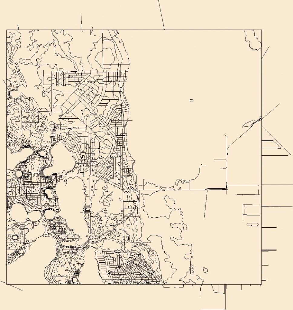 Usgs Topo Map Vector Data (Vector) 24616 Lake Placid, Florida - Lake Placid Florida Map