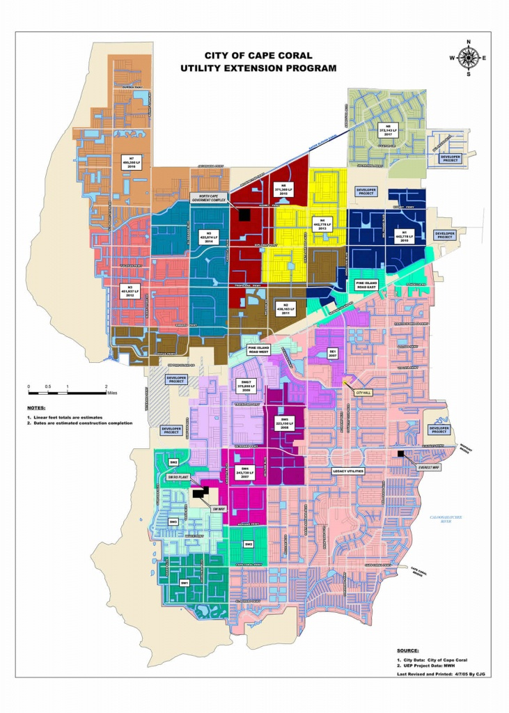 Using The Residential Permit Estimatorthere Are Several Construction - Cape Coral Florida Flood Zone Map