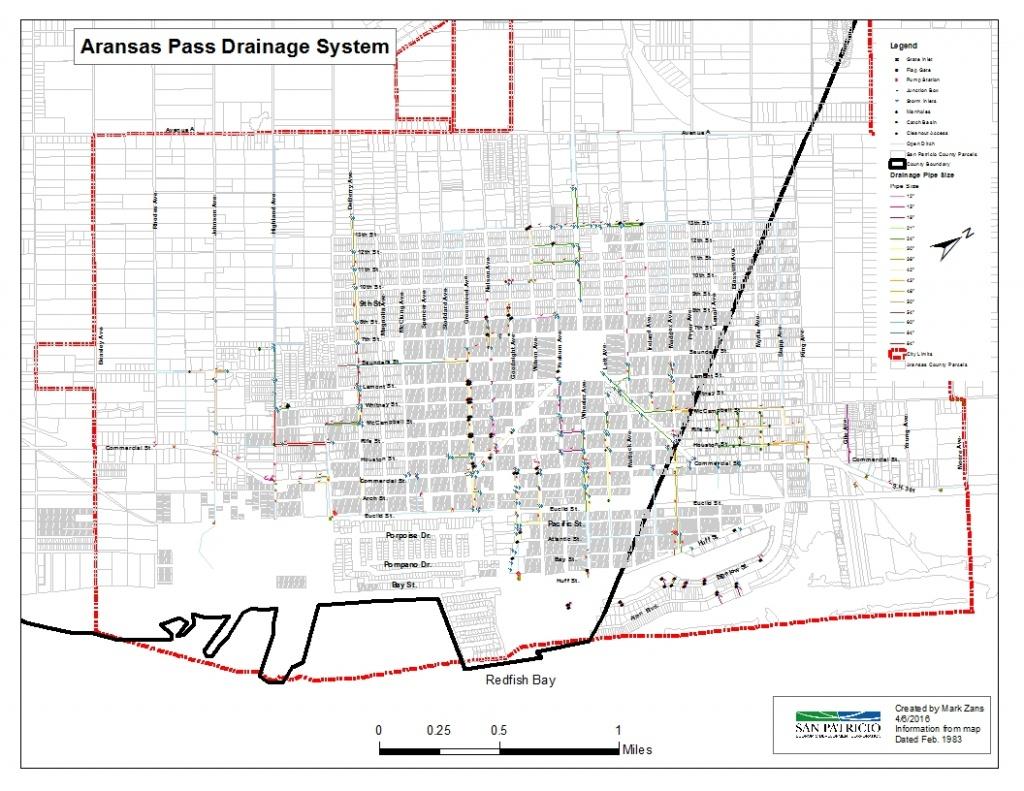Utility Maps / San Patricio County Economic Development Corporation - Texas Utility Map