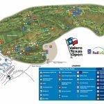 Valero Texas Open   Tournament Course Map   Texas Golf Courses Map