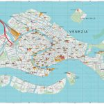 Venice City Map   Free Download In Printable Version | Where Venice   Printable Tourist Map Of Venice Italy